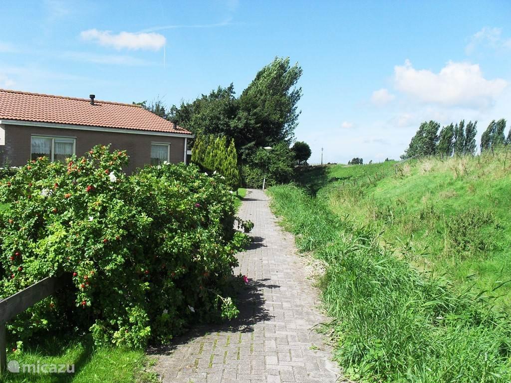 Vakantiehuis Nederland, Noord-Holland, Schoorldam Bungalow Aan de Dijk