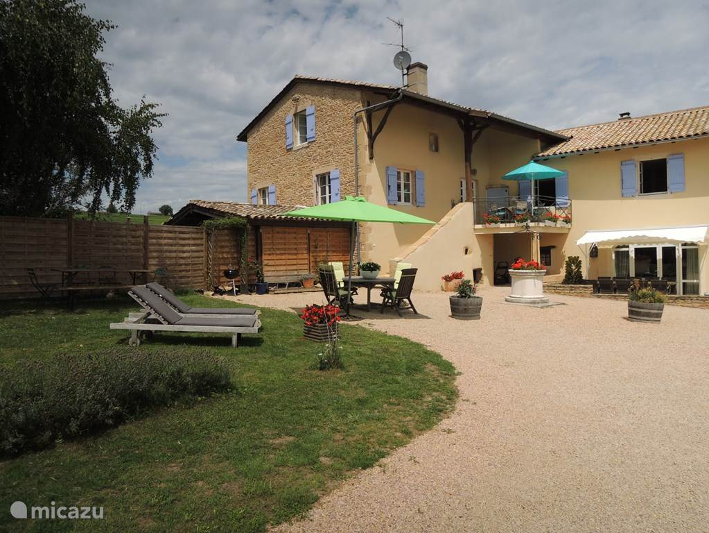 Vacation rental France –  gîte / cottage Pouilly