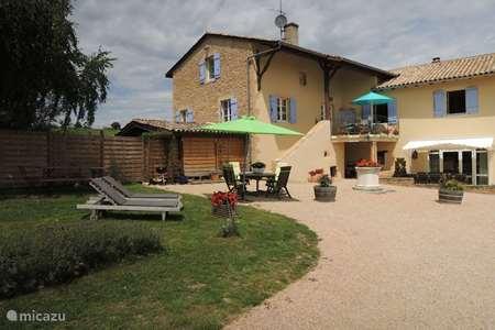 Vakantiehuis Frankrijk, Saône-et-Loire, Vinzelles gîte / cottage Pouilly Fuissé