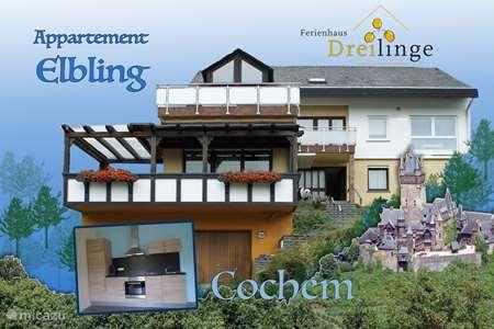 Vacation rental Germany – apartment Ferienhaus Dreilinge, app. 'Elbling'