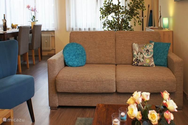 Ferienwohnung Deutschland, Mosel, Cochem Appartement Ferienhaus Dreilinge, app. 'Elbling'