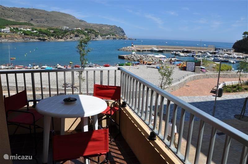 Vakantiehuis Spanje, Costa Brava, Colera - appartement Tramuntana