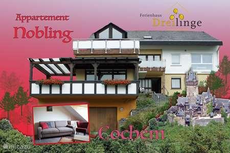 Vacation rental Germany – apartment Ferienhaus Dreilinge, app. 'Nobling'