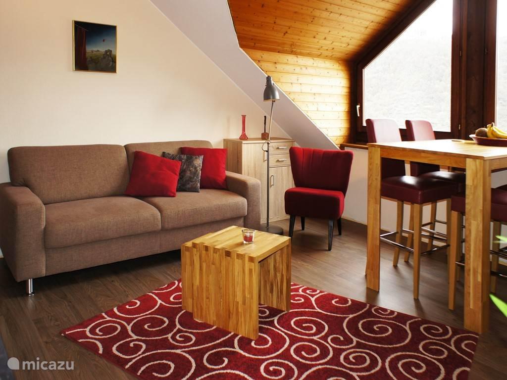 Vakantiehuis Duitsland, Moezel, Cochem Appartement Ferienhaus Dreilinge, app. 'Nobling'