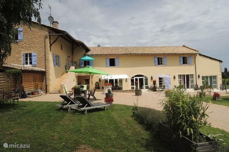 Vakantiehuis Frankrijk, Saône-et-Loire, Vinzelles Vakantiehuis La Cote des Blancs