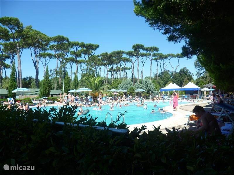 Vakantiehuis Italië, Toscane, Viareggio Stacaravan Dolce Suze