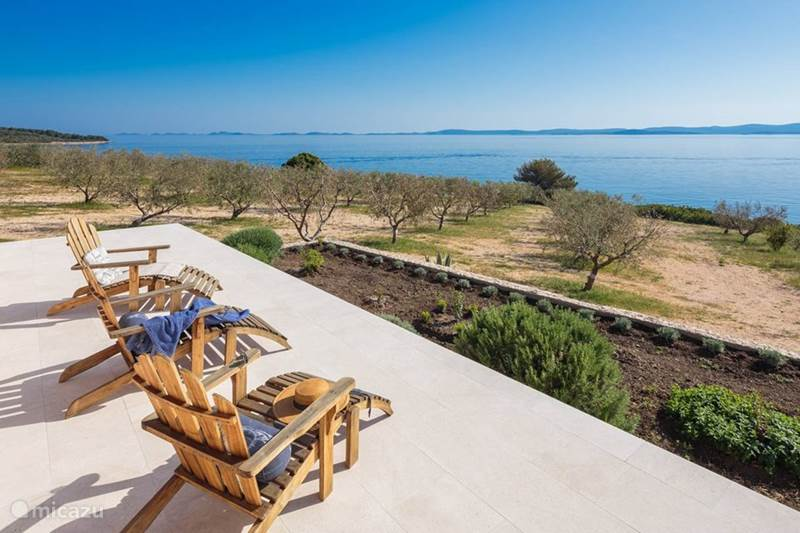 Vakantiehuis Kroatië, Dalmatië, Zizanj Villa Luxury villa Zizanj