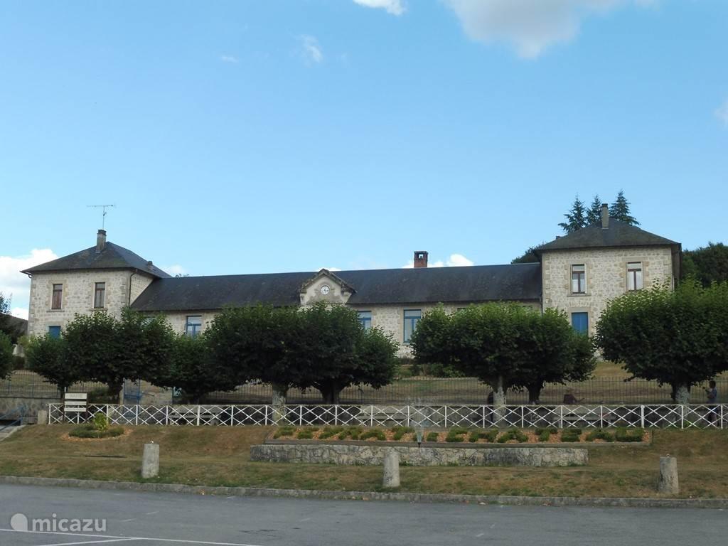 Marie de Peyrat-le-Chateau