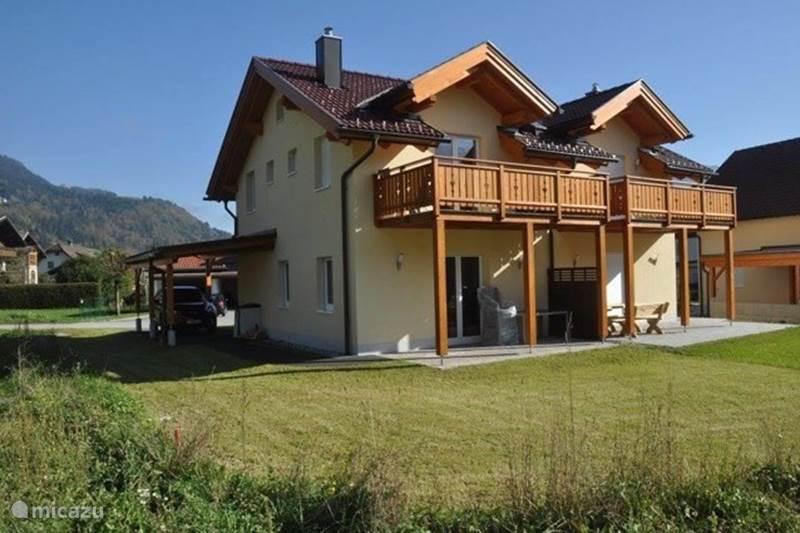 Vakantiehuis Oostenrijk, Karinthië, Kötschach-Mauthen Villa Villa Sonnenblick