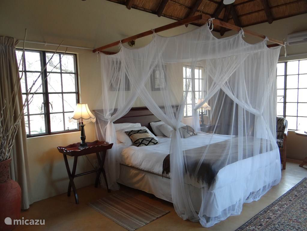 Vakantiehuis Zuid-Afrika, Mpumalanga, Marloth Park - vakantiehuis Lituba Place, huis aan Krugerpark
