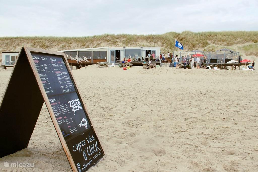 Strandtent Zilte Zucht, Callantsoog
