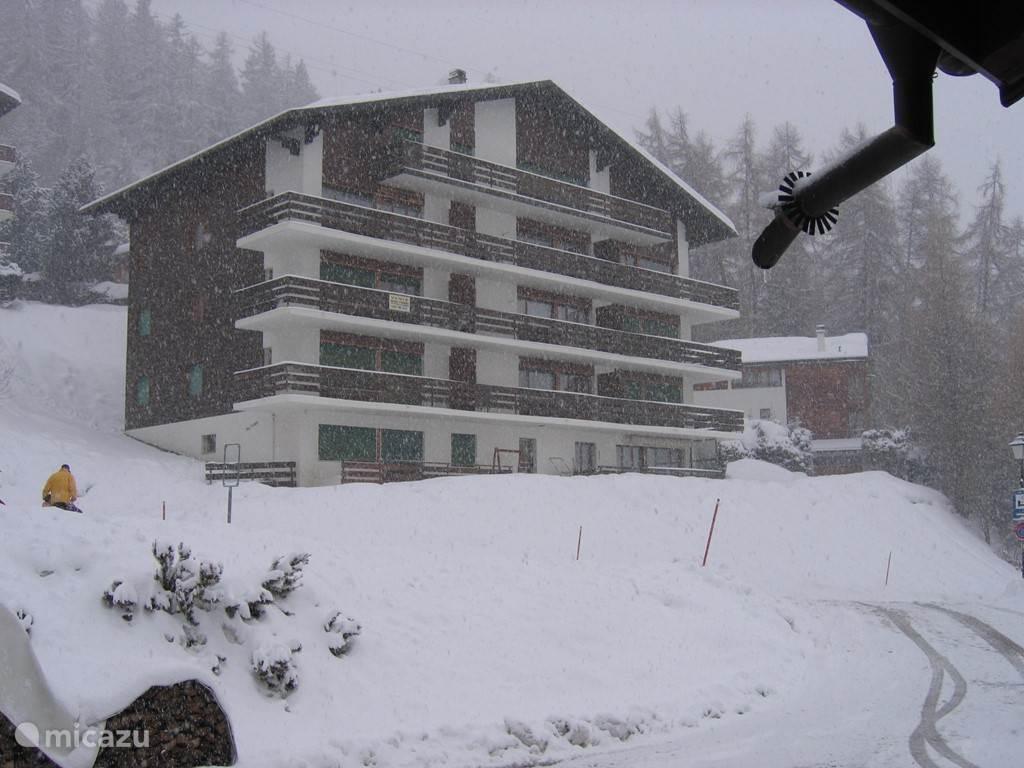 Vakantiehuis Zwitserland, Wallis, La Tzoumaz (Mayens De Riddes) Appartement Croix de Coeur 2