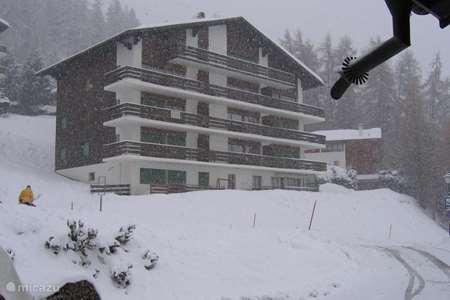 Vakantiehuis Zwitserland – appartement Croix de Coeur 2