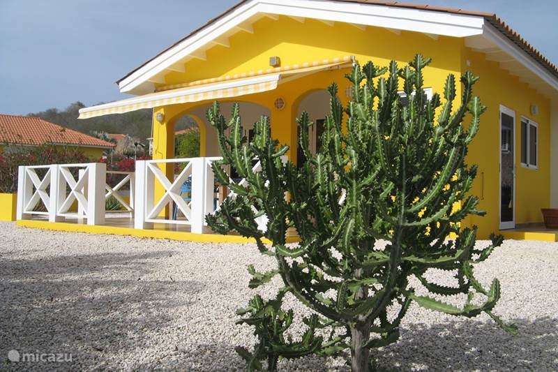 Vacation rental Curaçao, Banda Abou (West), Fontein Holiday house Kibrahacha A27