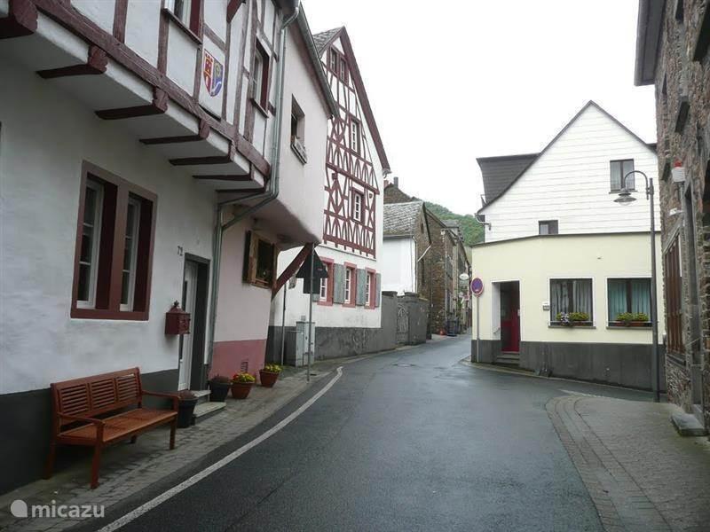 Vakantiehuis Duitsland, Moezel, Klotten Stadswoning Haus Klotten-2
