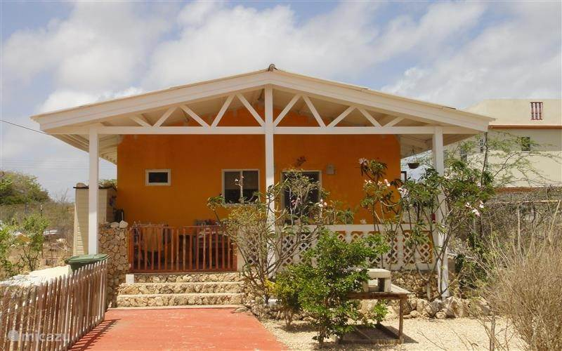 Vakantiehuis Bonaire, Bonaire, Kralendijk vakantiehuis Kas Ta Bon (incl. auto)