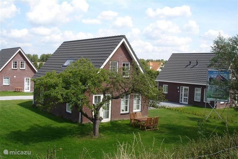 Vakantiehuis Nederland, Zuid-Holland, Hellevoetsluis - vakantiehuis Euro-Space