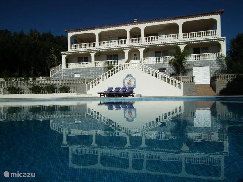 Vakantiehuis Portugal, Algarve, Monchique - villa CASA DE SOBRA