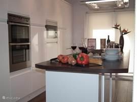 Zeer luxueuse keuken in casa de sobra
