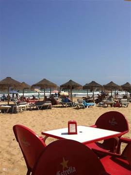 Het mooie strand van Guardamar, op 10 autominuten van het huis