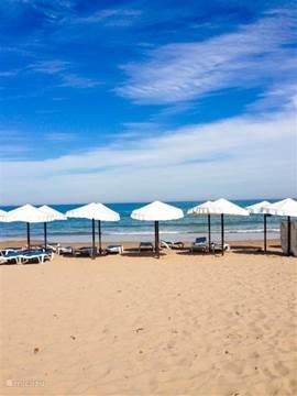 Het strand van Guardamar