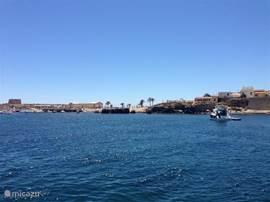 Het eiland Tabarca, een absolute aanrader voor een dagtrip.
