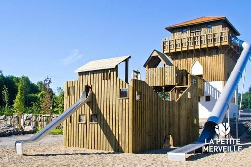For the smaller ones among us. A great big playground