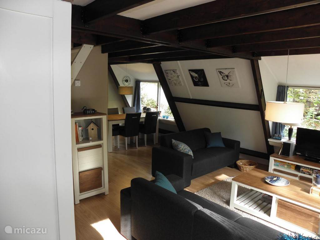 Vacation rental Belgium, Ardennes, Durbuy Bungalow Holiday home-Ardennes Durbuy + WiFi