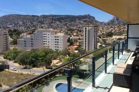 Vakantiehuis Spanje, Costa Blanca, Calpe - appartement Appartement Calpe