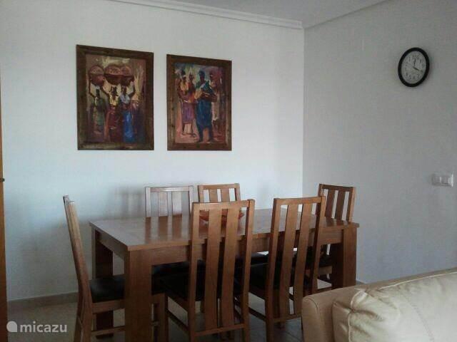 Vakantiehuis Spanje, Costa Blanca, Calpe Appartement Appartement Calpe