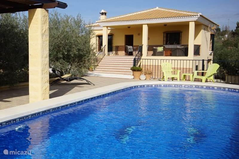 Vakantiehuis Spanje, Andalusië, Alhaurín el Grande Villa Dos Iberos villa