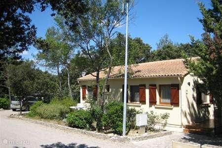 Vakantiehuis Frankrijk, Hérault, Vacquières bungalow Bungalow Claret