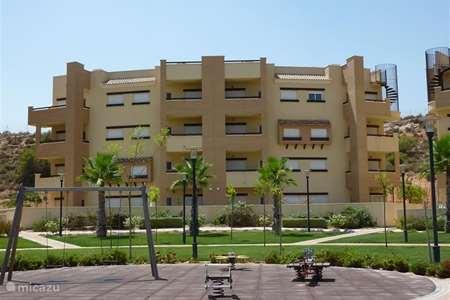Vakantiehuis Spanje, Costa Cálida, Gea Truyols penthouse La Tercia