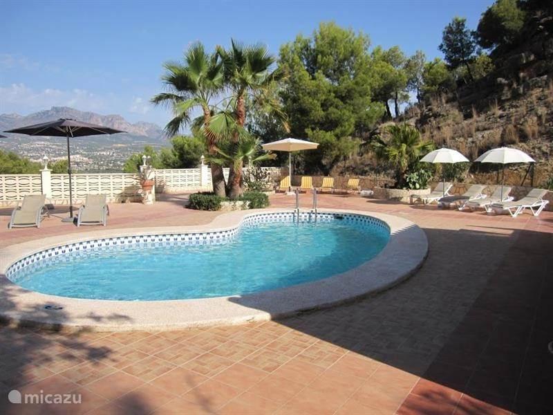 Vakantiehuis Spanje, Costa Blanca, Albir - bungalow Casa Familia