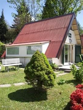 De vrijstaande bungalow