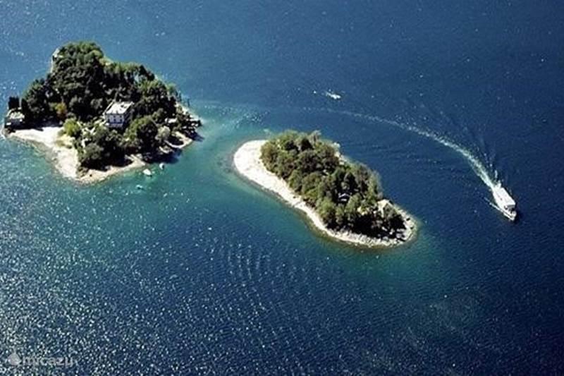 Vakantiehuis Italië, Lago Maggiore, Luino Bungalow Fleury