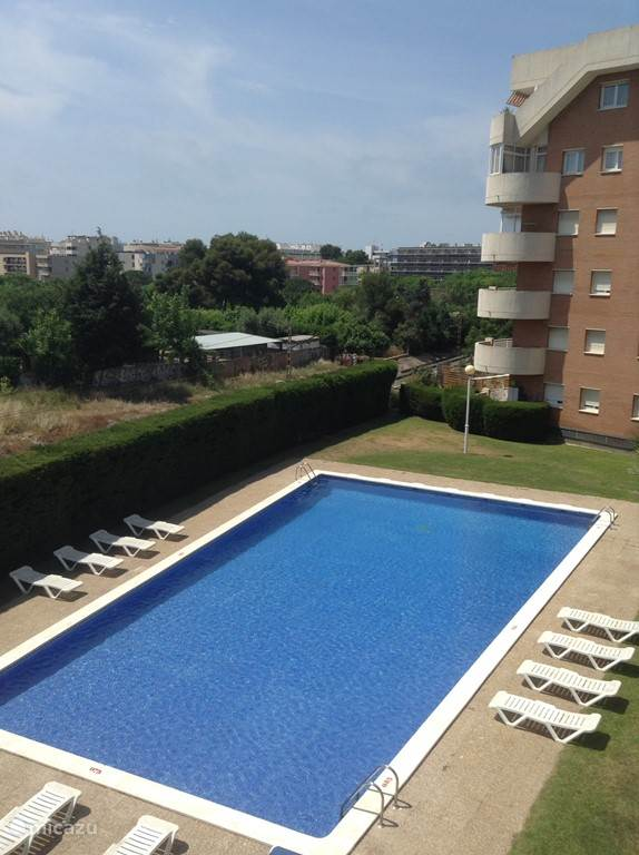 Vakantiehuis Spanje, Costa Dorada – appartement Casa Cami Reial