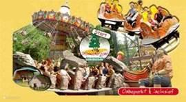Gratis toegang attractiepark Drouwenerzand, waar alles maar dan ook echt alles gratis is!