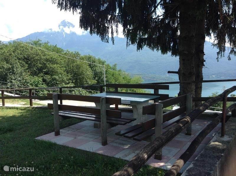 Vakantiehuis Italië, Comomeer, Vercana Appartement Agriturismo appartement b.g.