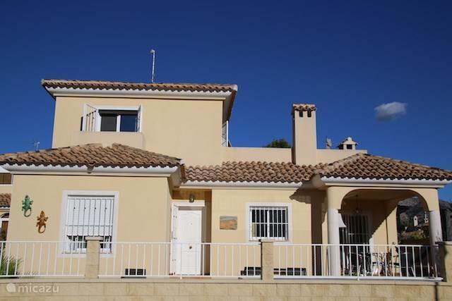 Vakantiehuis Spanje, Costa Blanca, Tibi - villa Casa Costa Blanca