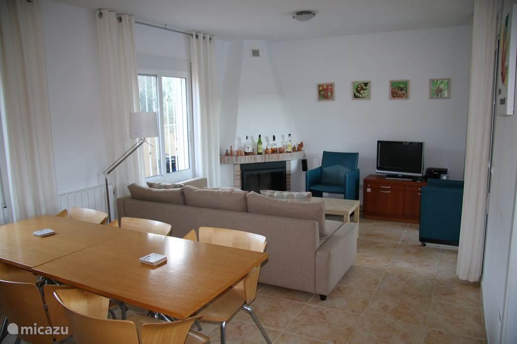 Vakantiehuis Spanje, Costa Blanca, Tibi Villa Casa Costa Blanca