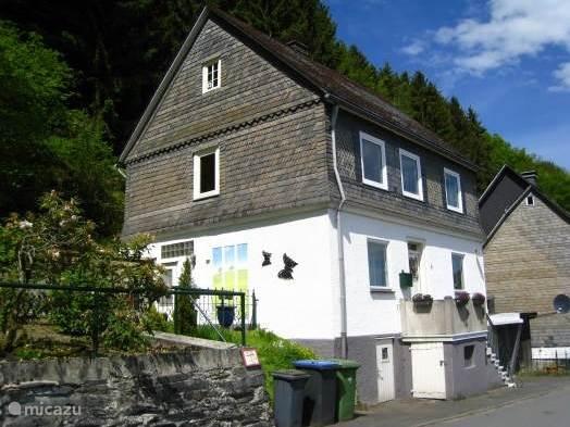 Vakantiehuis Duitsland, Sauerland, Winterberg vakantiehuis Vakantiehuis De Jonge Specht