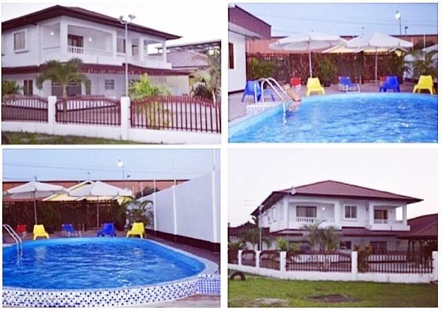 Behindertengerecht, Suriname, Paramaribo, Paramaribo, appartement Riando