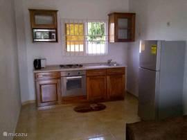 Küchen Öffnung nach außen