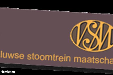 VELUWSE STOOMTREIN MAATSCHAPPIJ (vsm)