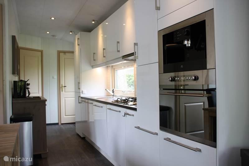 Vakantiehuis Nederland, Veluwe, Hoenderloo Bungalow Bosrand bungalow 8 incl. 2 e-bikes