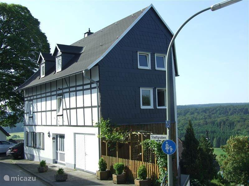 Vacation rental Germany, Sauerland, Warstein - holiday house Stadtgraben24
