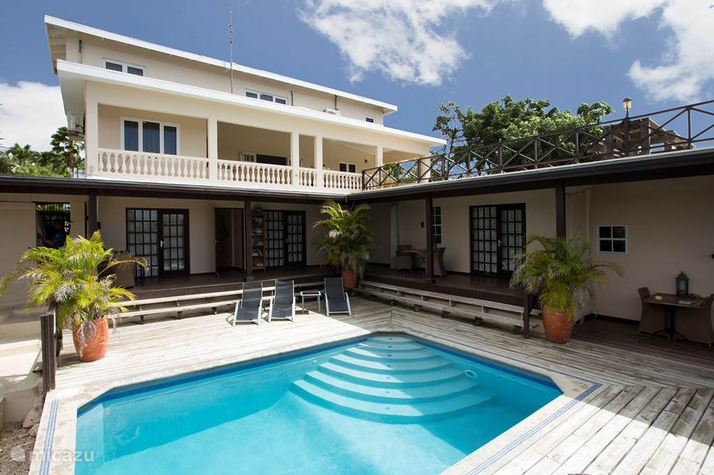 Vacation rental Curacao, Banda Ariba (East), Spaanse Water villa Luxurious villa for 8 people