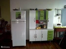 Deel van de keuken