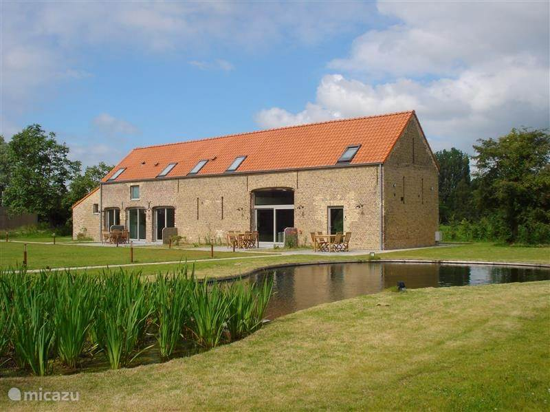 Vacation rental Belgium, Flanders, Bruges farmhouse Hoeve De Hagepoorter